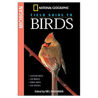 photo: National Geographic Field Guide to Birds: Michigan  plant/animal identification guide