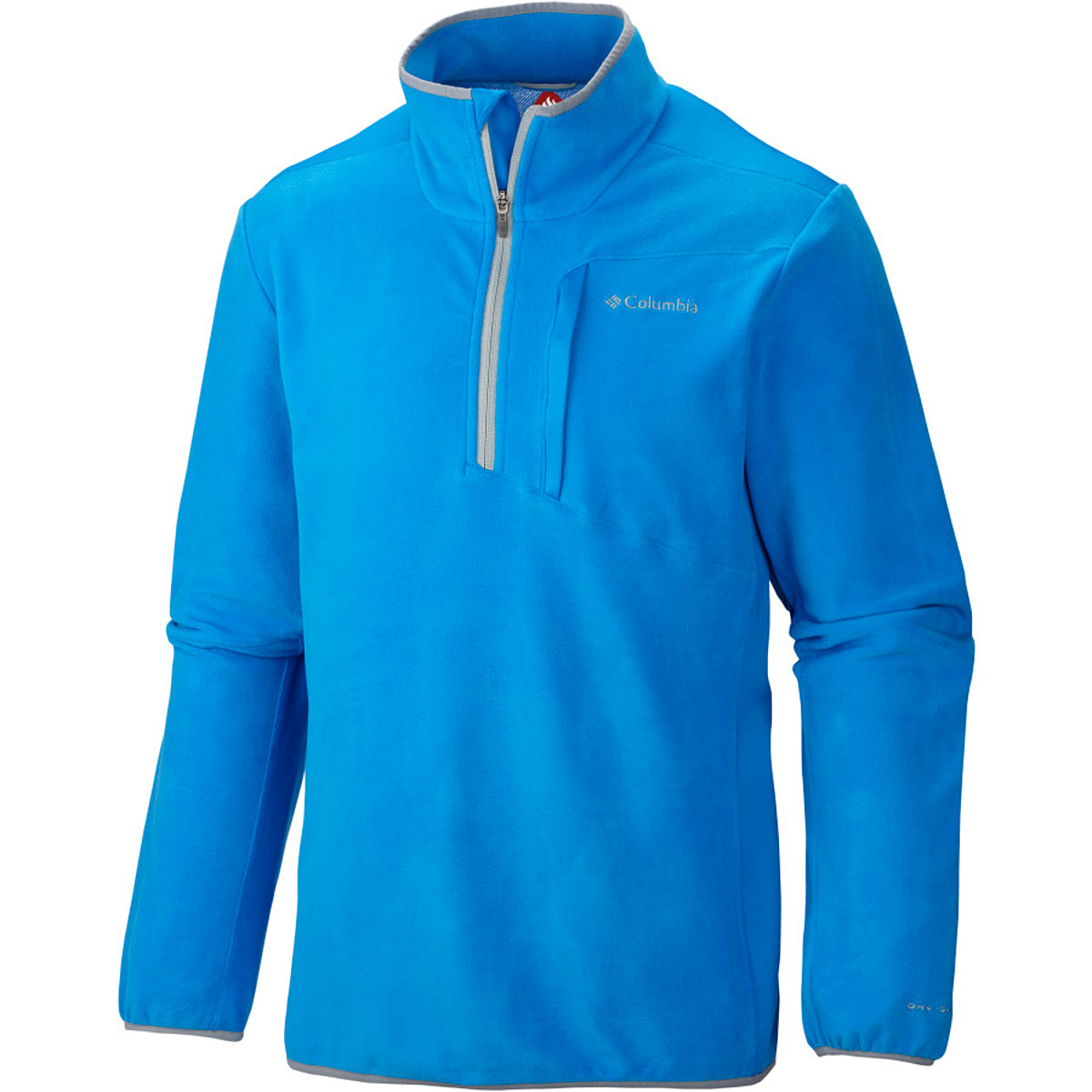 photo: Columbia Crosslight II Half Zip Fleece fleece top