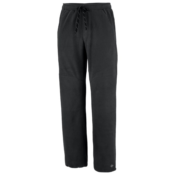 photo: Columbia Forest Dweller Fleece Pant Omni-Heat fleece pant