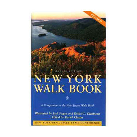 photo: NY-NJ Trail Conference New York Walk Book us northeast guidebook