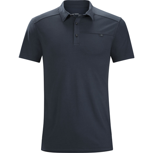 photo: Arc'teryx Captive Polo SS hiking shirt