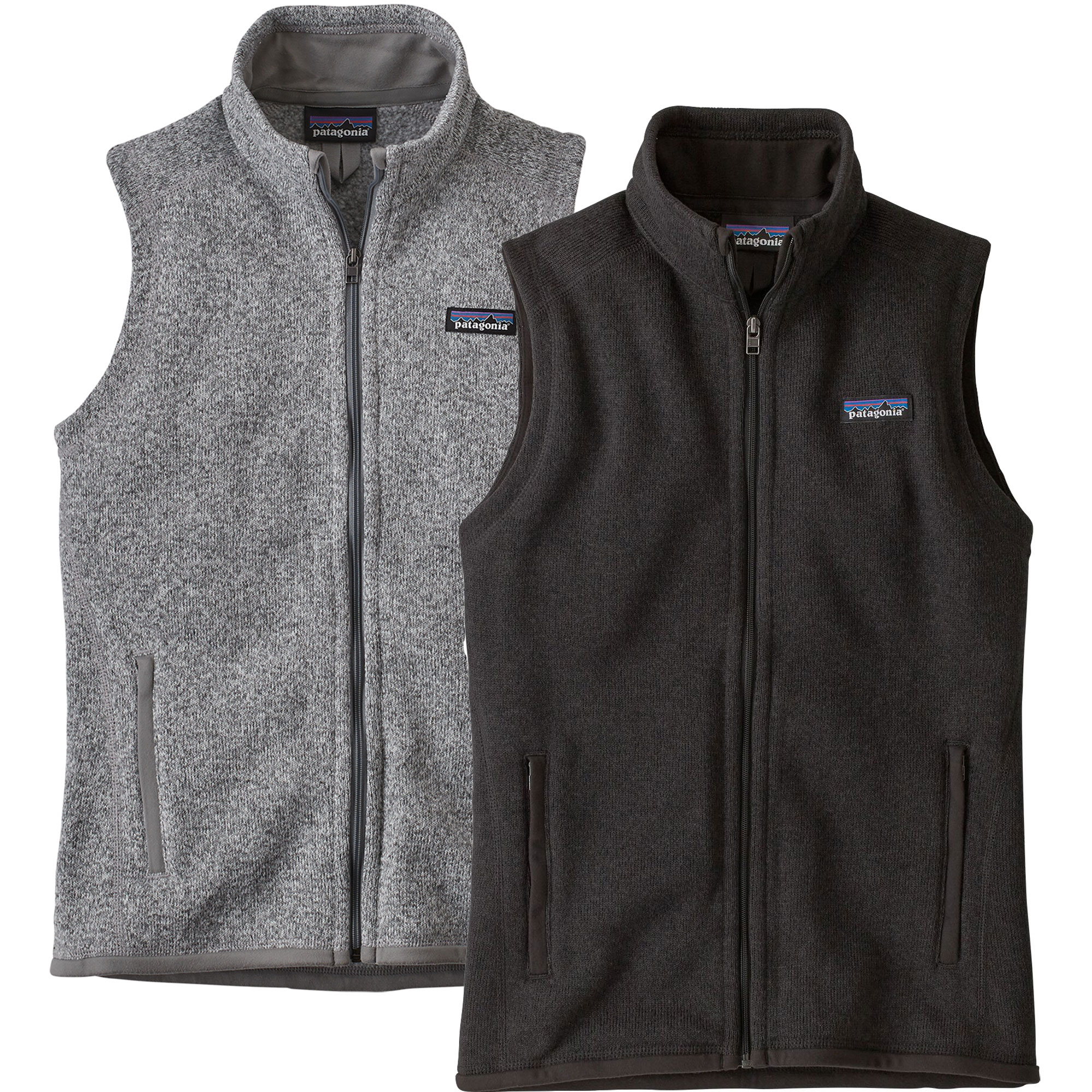 photo: Patagonia Women's Better Sweater Vest fleece vest