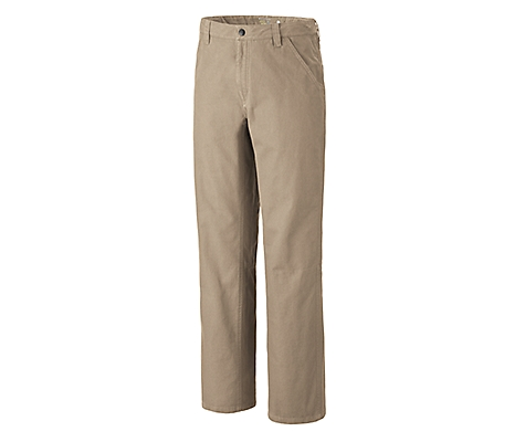 photo: Mountain Hardwear Cordoba Gene Pants climbing pant