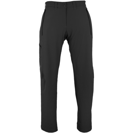 photo: Rab Women's Dihedral Pants soft shell pant