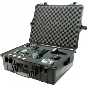 photo: Pelican 1600 Case waterproof hard case
