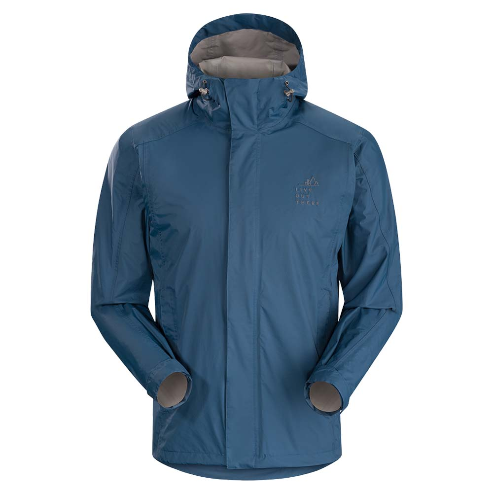 photo of a Live Out There waterproof jacket