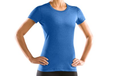 photo: Under Armour HeatGear Touch Shortsleeve T Shirt short sleeve performance top