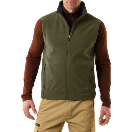 REI Windbrake Thermal Fleece Vest