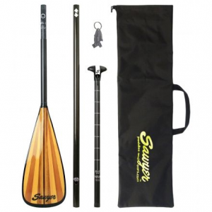 photo of a Sawyer Paddles stand-up paddle
