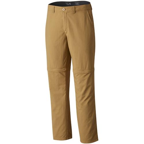 photo: Mountain Hardwear Castil Convertible Pant hiking pant