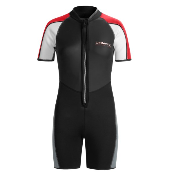 photo: Camaro Mono Core Shorty Wetsuit wet suit