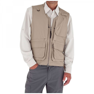 photo: Royal Robbins Men's Field Guide Vest wind shell vest