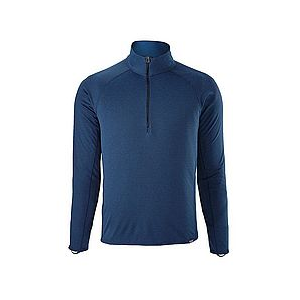 photo: Patagonia Capilene Midweight Zip-Neck base layer top