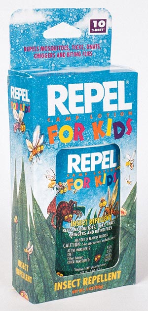 Repel Camp Lotion For Kids