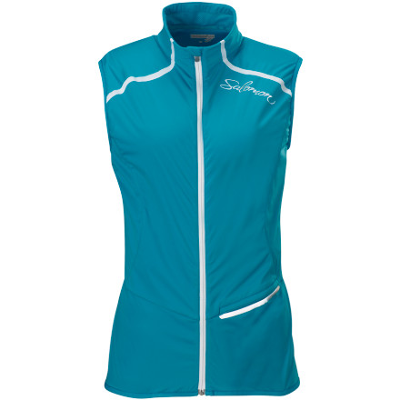 photo: Salomon XT Softshell Vest soft shell vest
