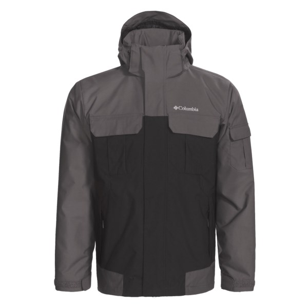 Columbia Season Pass Interchange Parka