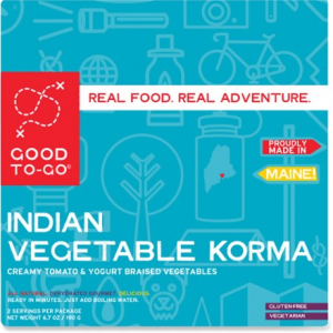 Good To-Go Indian Vegetable Korma