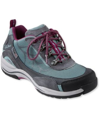 L.L.Bean Waterproof Trail Model Hikers, Low-Cut