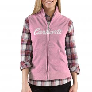 photo: Carhartt Boyne Vest fleece vest