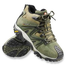 photo: Merrell Reactor Waterproof Mid hiking boot