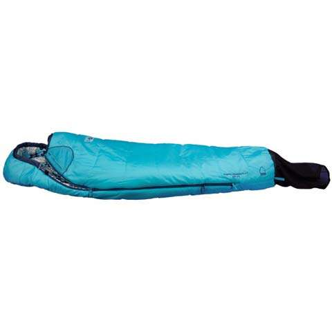photo: Sierra Designs Dragonfly 20 3-season synthetic sleeping bag