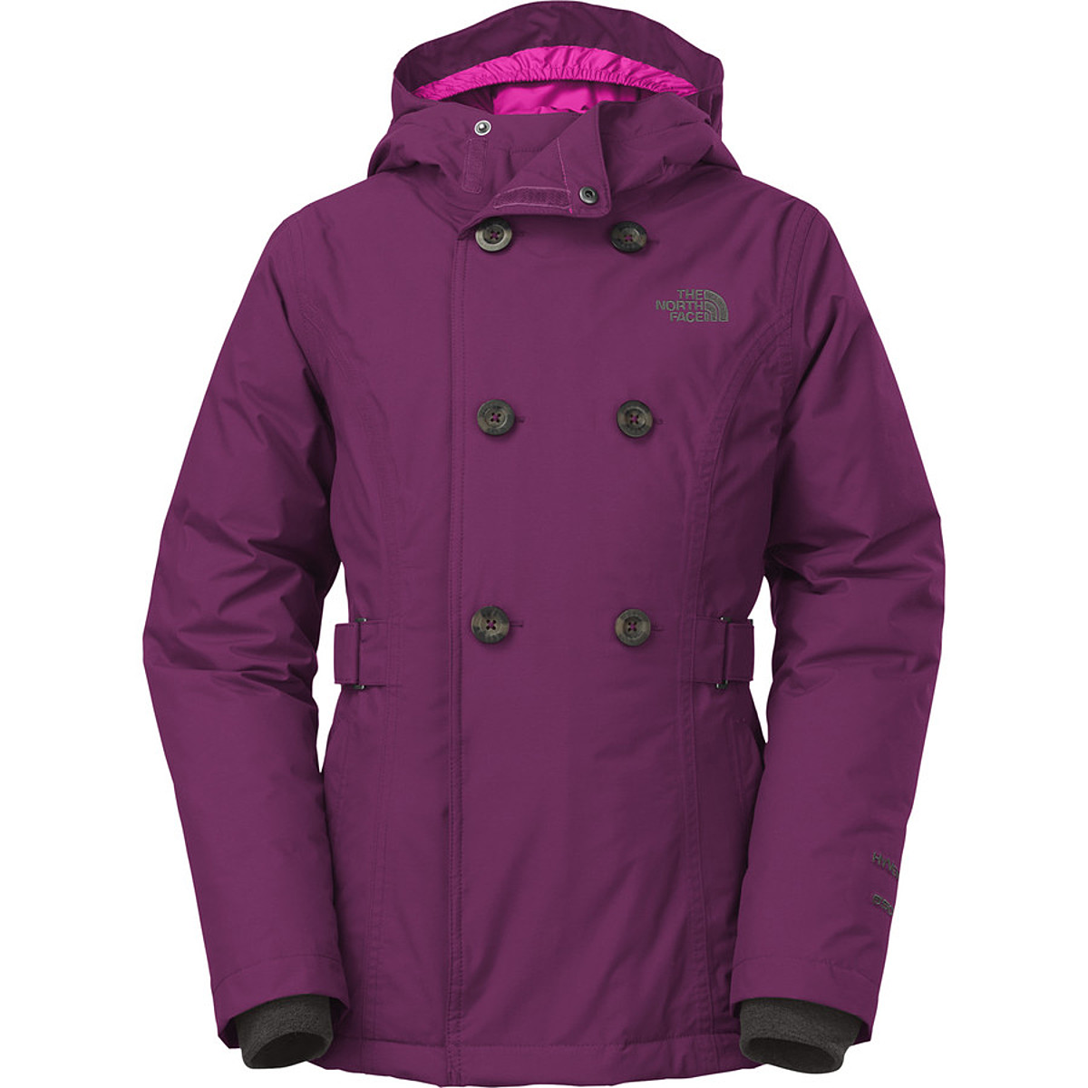 photo: The North Face Chloe Peacoat synthetic insulated jacket