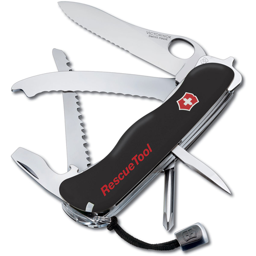 photo: Victorinox Swiss Army RescueTool multi-tool