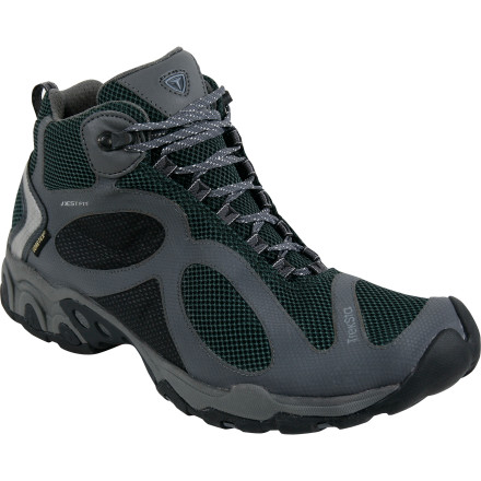 photo: TrekSta Men's Evolution Mid GTX hiking boot