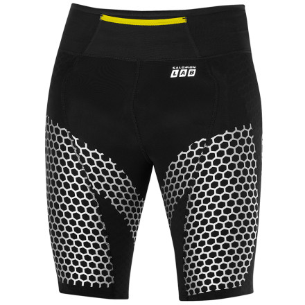 photo: Salomon WS II Short Tight active short