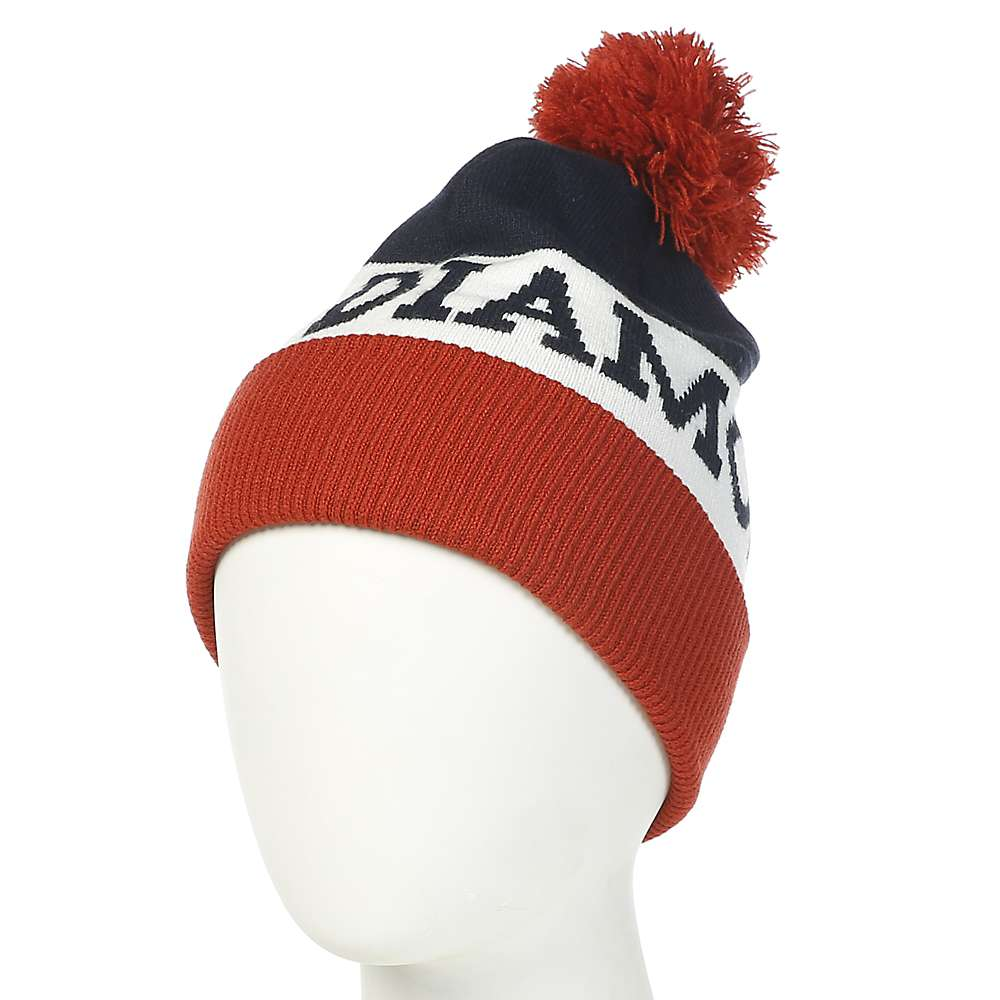 photo: Black Diamond Tom Pom Beanie winter hat