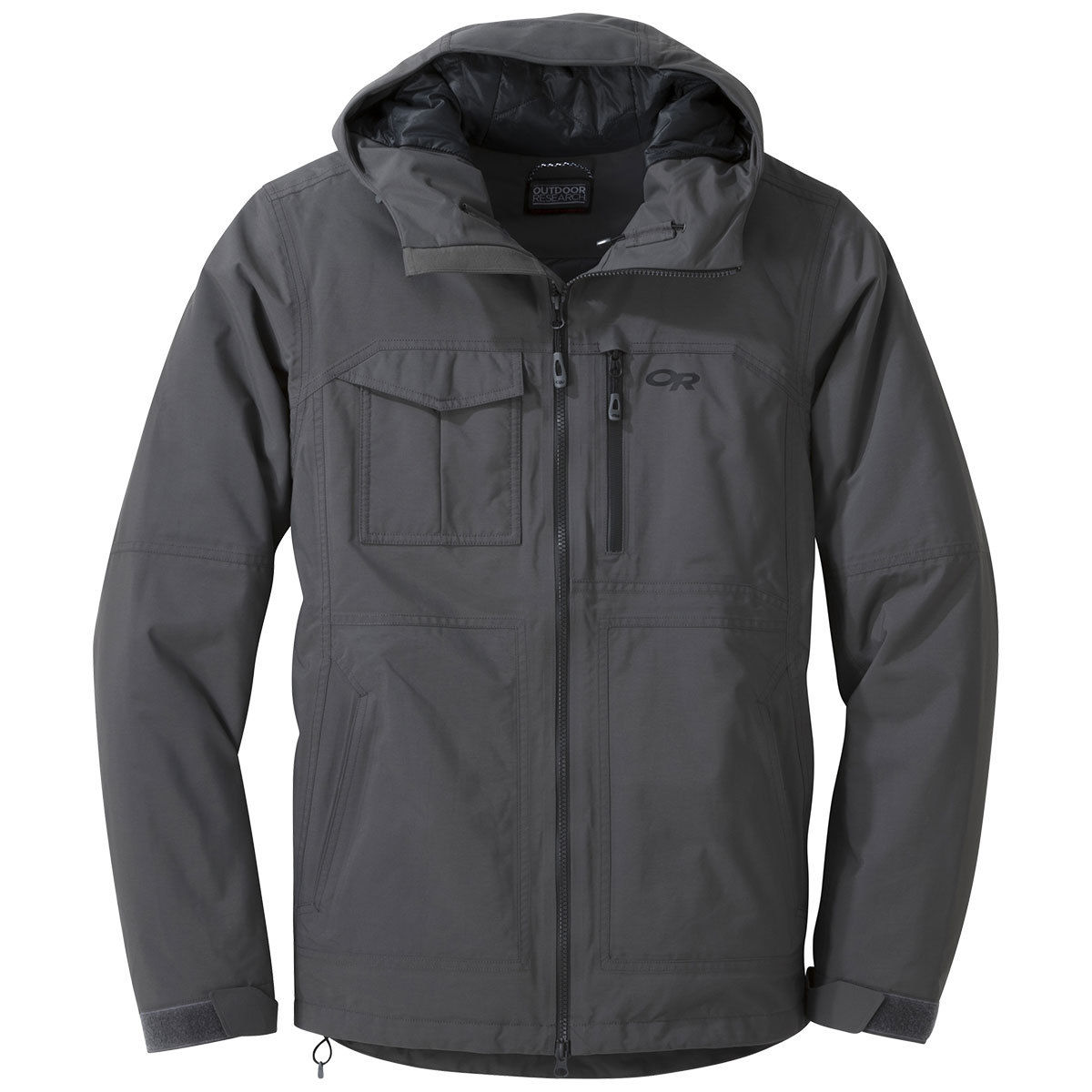 photo: Outdoor Research Blackpowder II Jacket snowsport jacket