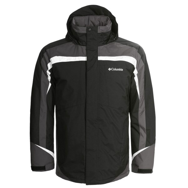 photo: Columbia Alpine Approach Jacket synthetic insulated jacket