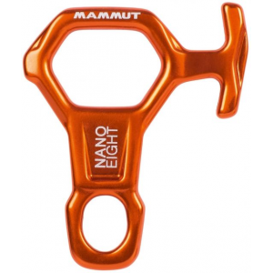 photo: Mammut Nano 8 belay/rappel device