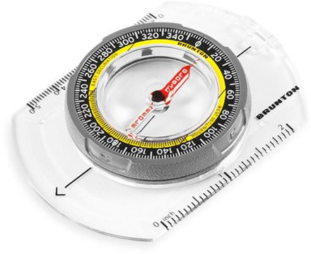 photo: Brunton TruArc 3 handheld compass