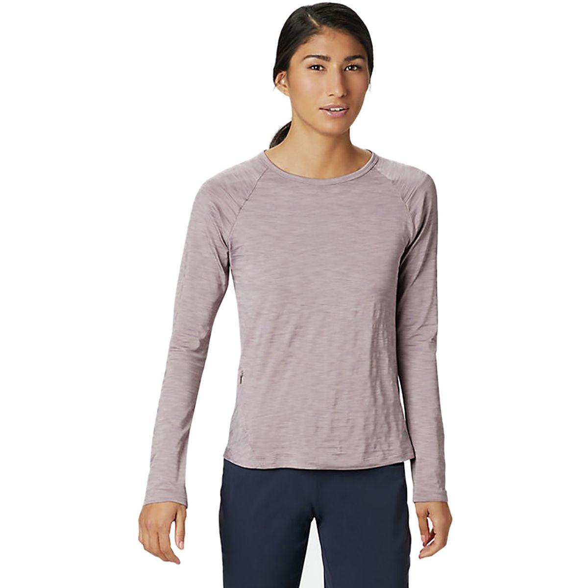 Mountain Hardwear Mighty Stripe Long Sleeve T