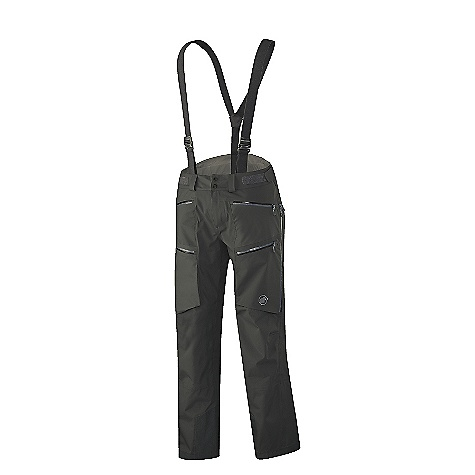 photo: Mammut Verbier Pant soft shell pant