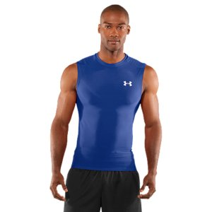 Under Armour Sleeveless Heatgear T Shirt