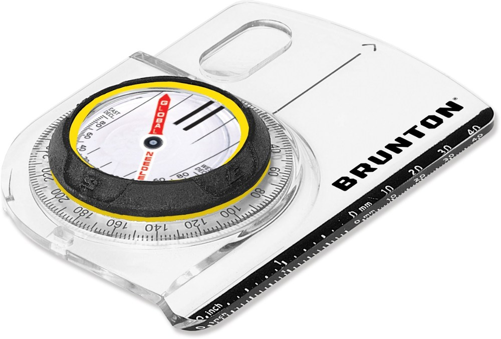 photo: Brunton TruArc 5 handheld compass