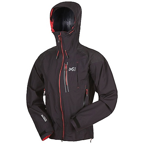 photo: Millet Men's Trilogy GTX Jacket waterproof jacket