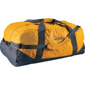 photo: Cabela's Ripcord Duffel pack duffel