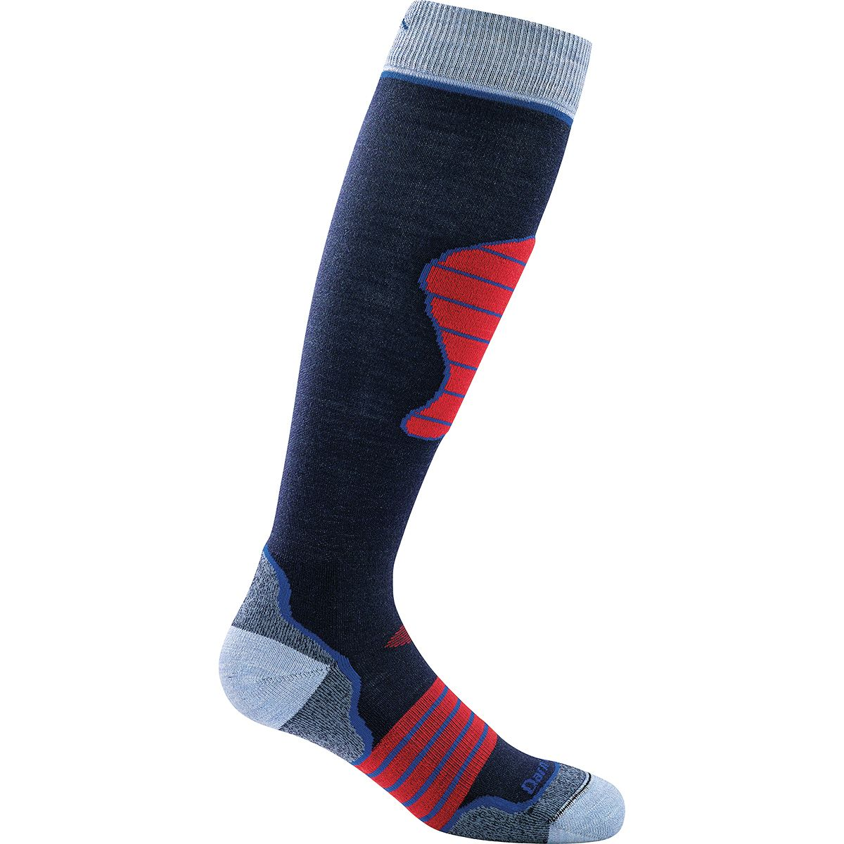 photo: Darn Tough Kids' Over-the-Calf Ultra-Light snowsport sock