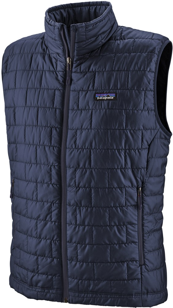 photo: Patagonia Nano Puff Vest synthetic insulated vest