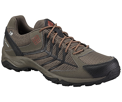 photo: Columbia Trailhawk OutDry trail shoe