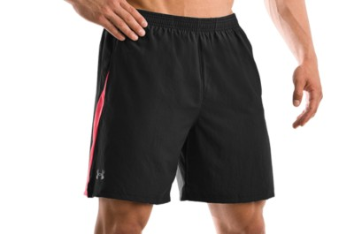 photo: Under Armour Escape 7-Inch Mesh Short active short
