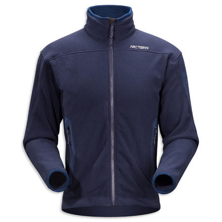 photo: Arc'teryx Maverick AR Jacket fleece jacket