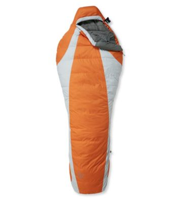 photo: L.L.Bean Down Sleeping Bag with DownTek, Mummy -20° cold weather down sleeping bag
