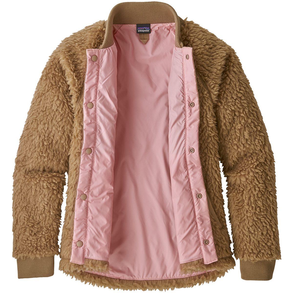 photo: Patagonia Retro-X Bomber Jacket fleece jacket