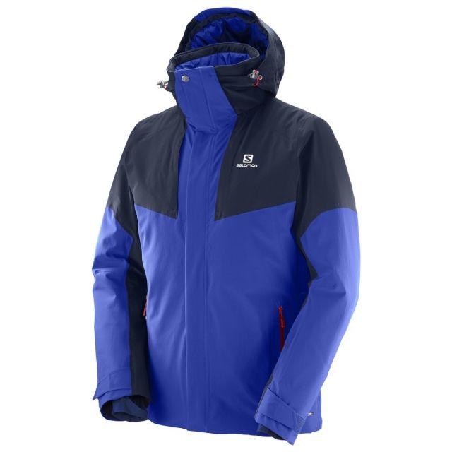 photo: Salomon Icerocket Jacket snowsport jacket