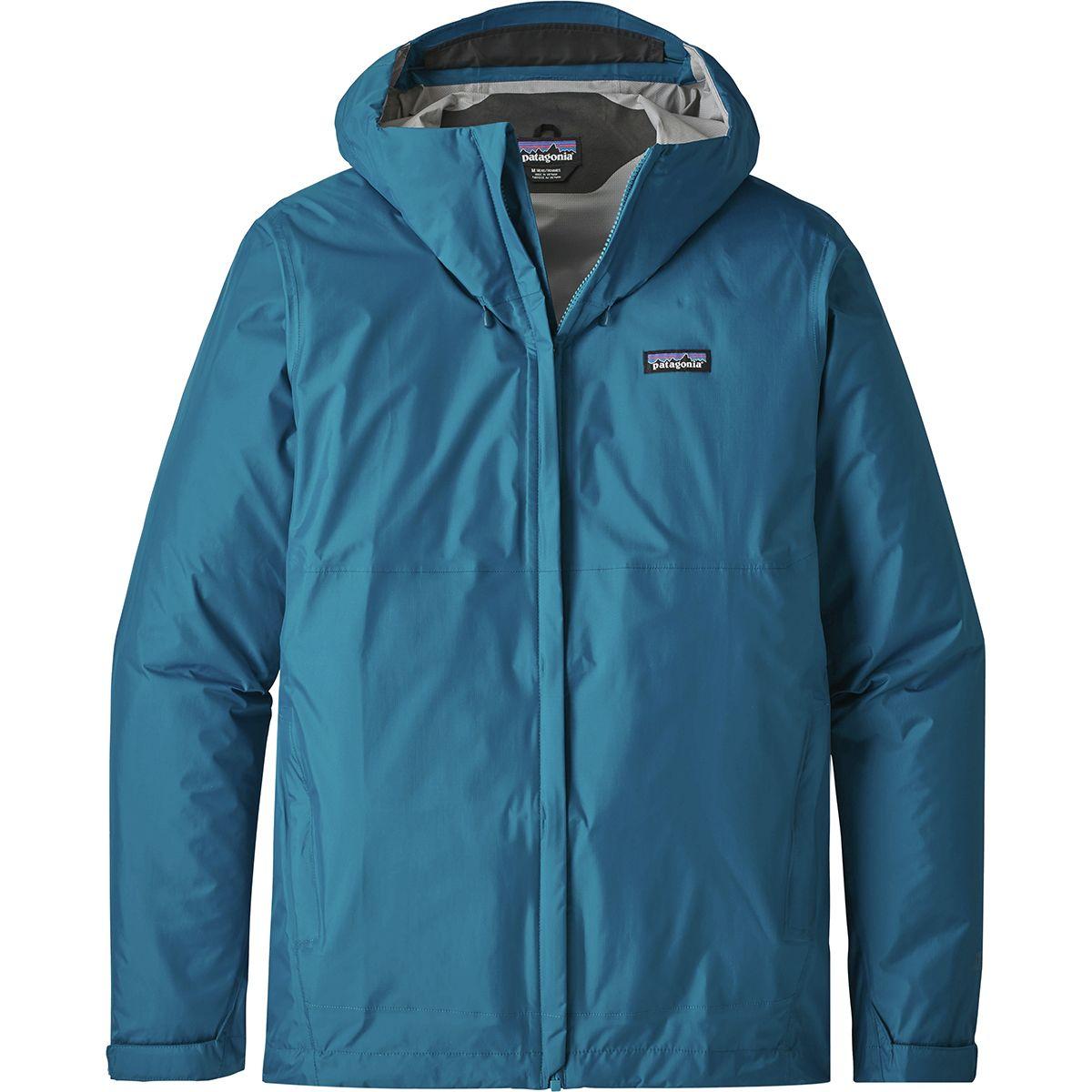 photo: Patagonia Torrentshell Jacket waterproof jacket