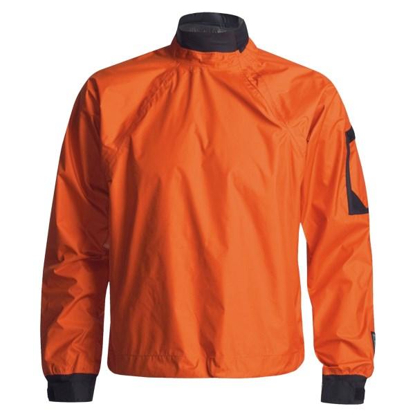 photo: Kokatat Tropos Light Breeze Top long sleeve paddle jacket